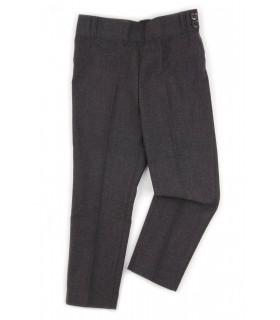 Pantaloni Gri Inapoi la Scoala Fete