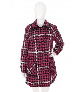 Palton Dame Retro Style