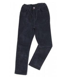 Pantaloni de Catifea Navy