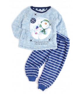 Pijama Baieti The Snowman