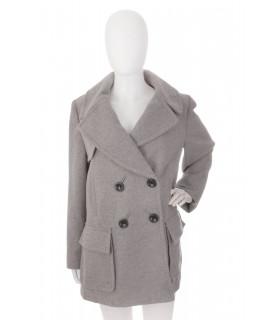Palton Femei Gri