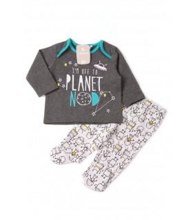Pijama Planeta pentru Baieti