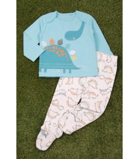 Pijama Dinozauri pentru Baieti