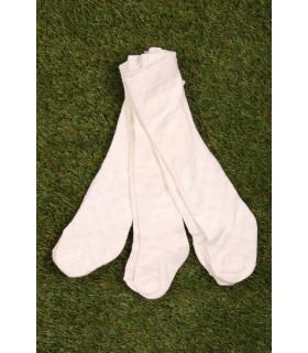 Set Ciorapi Pantaloni Tricotati Crem