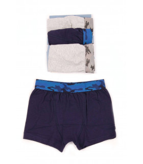 Set Boxeri Grey & Blue 5057740152
