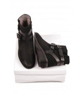 Pantofi Miss Selfridge Hand Crafted 51M01UBLK