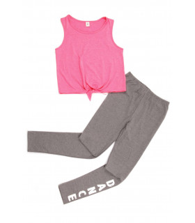 Compleu Pink & Grey