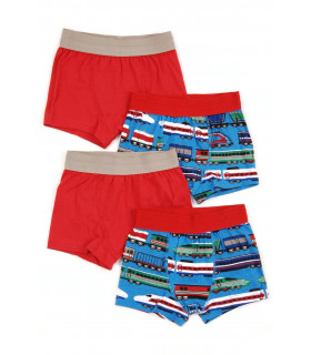 Set Boxeri Red & Blue