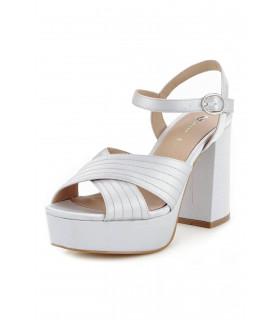 Sandale Silver V by VERY L3WYU