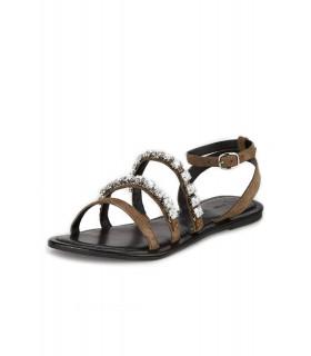 Sandale Kaki V by VERY  LWR7C