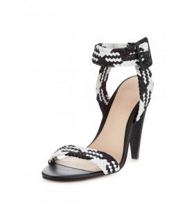 Sandale Black & White V by VERY MDU4X