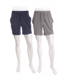 Set Pantaloni Scurti Pijama pentru Barbati