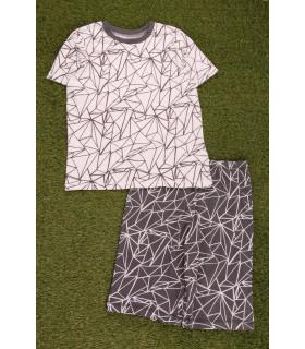 Pijama cu Imprimeu