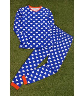Pijama cu Inimioare