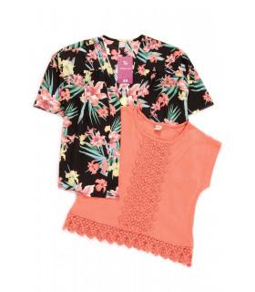 Set Tricou si Kimono