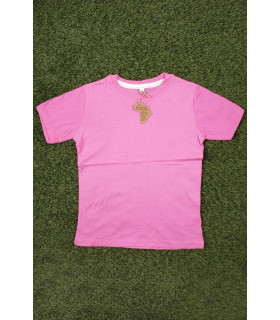 Tricou Fete Pink African Cotton