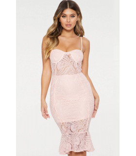 Rochie Pink PRETTY LITTLE THING
