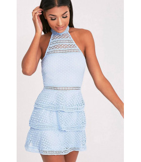 Rochie Blue PRETTY LITTLE THING