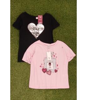 Set Tricouri Black & Pink
