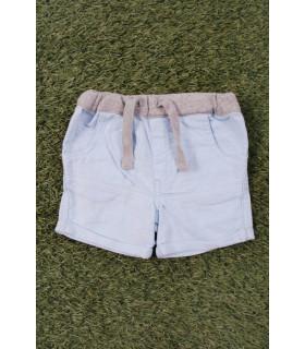 Pantaloni Bebe Albastru Deschis