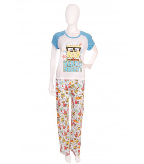 Pijama SpongeBob de Dama