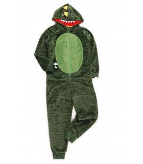 Pijama tip Salopeta Dragon