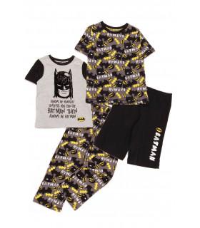 Set 2 Pijamale Batman pentru Baieti