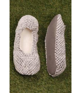 Papuci de Casa Pufosi Gri