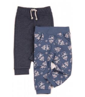 Set Pantaloni de Trening Bleumarin
