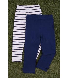 Set Colanti Lungi Stripy