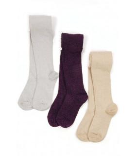 Set Ciorapi Pantaloni Trei Culori