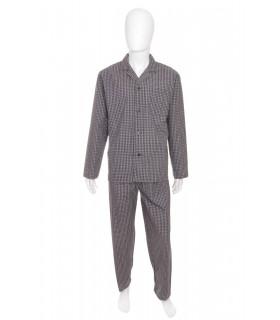 Pijama Blue & Grey in Carouri