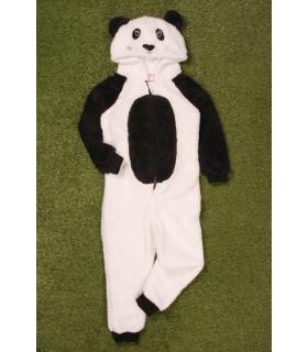 Pijama tip Salopeta Panda