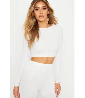 Bluza PLT White