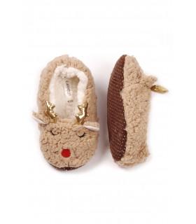 Papuci de Casa cu Ren