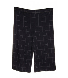 Pantaloni 3/4 in Carouri
