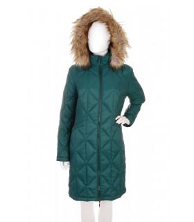 Jacheta de Puf si Pene pentru Femei