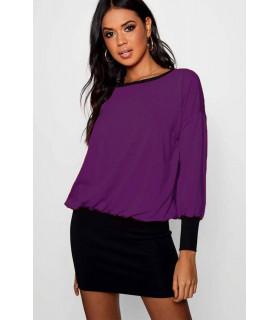 Rochie Purple BOOHOO