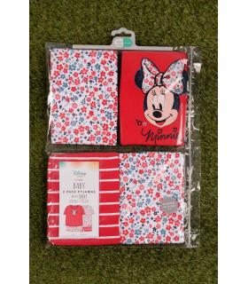 Set 2 Pijamale Minnie Mouse