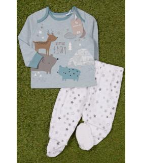 Pijama Little Star pentru Baieti
