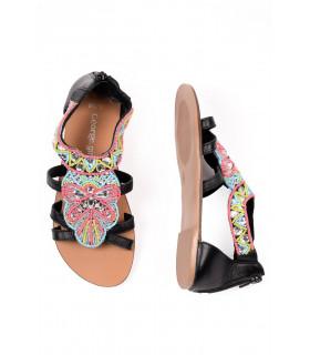 Sandale cu Margele