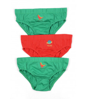 Set Chiloti Green & Red