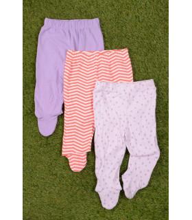 Set Pantaloni de Pijama 3 Buc