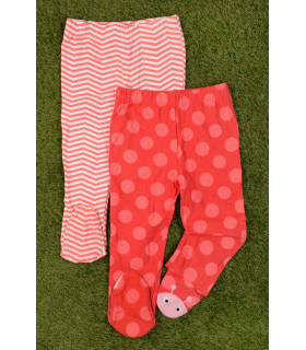 Set Pantaloni de Pijamale Coral