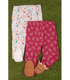 Set Pantaloni de Pijama cu Gruffalo