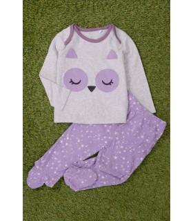 Pijama cu Bufnita