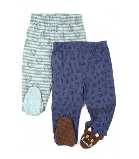 Set Pantaloni de Pijama 2 Perechi The Gruffalo