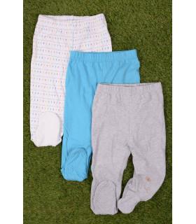 Set 3 Perechi de Pantaloni Pijama