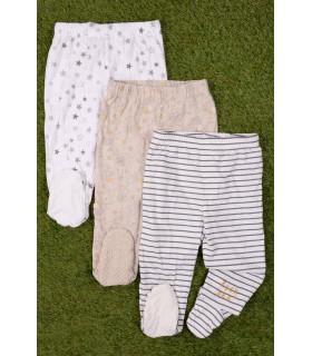 Set Pantaloni de Pijama 3 Perechi