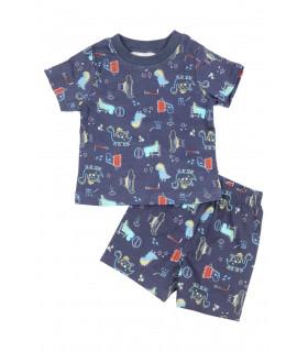 Pijama Croc..Dino pentru Baieti